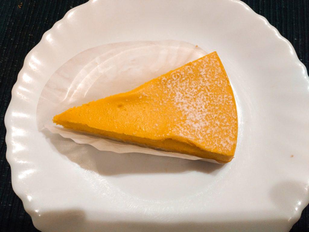 えびすかぼちゃのベイクドチーズケーキ(成城石井) (6)