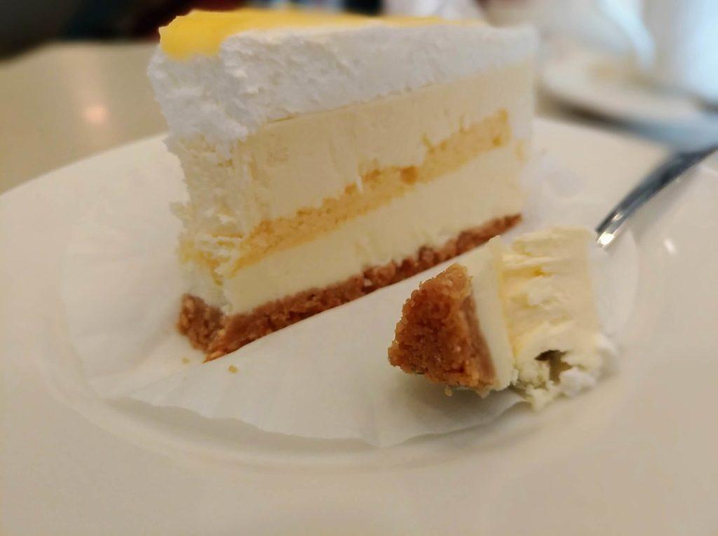 【ルノアール】北海道クリームチーズのハニーヨーグルトレア (7)