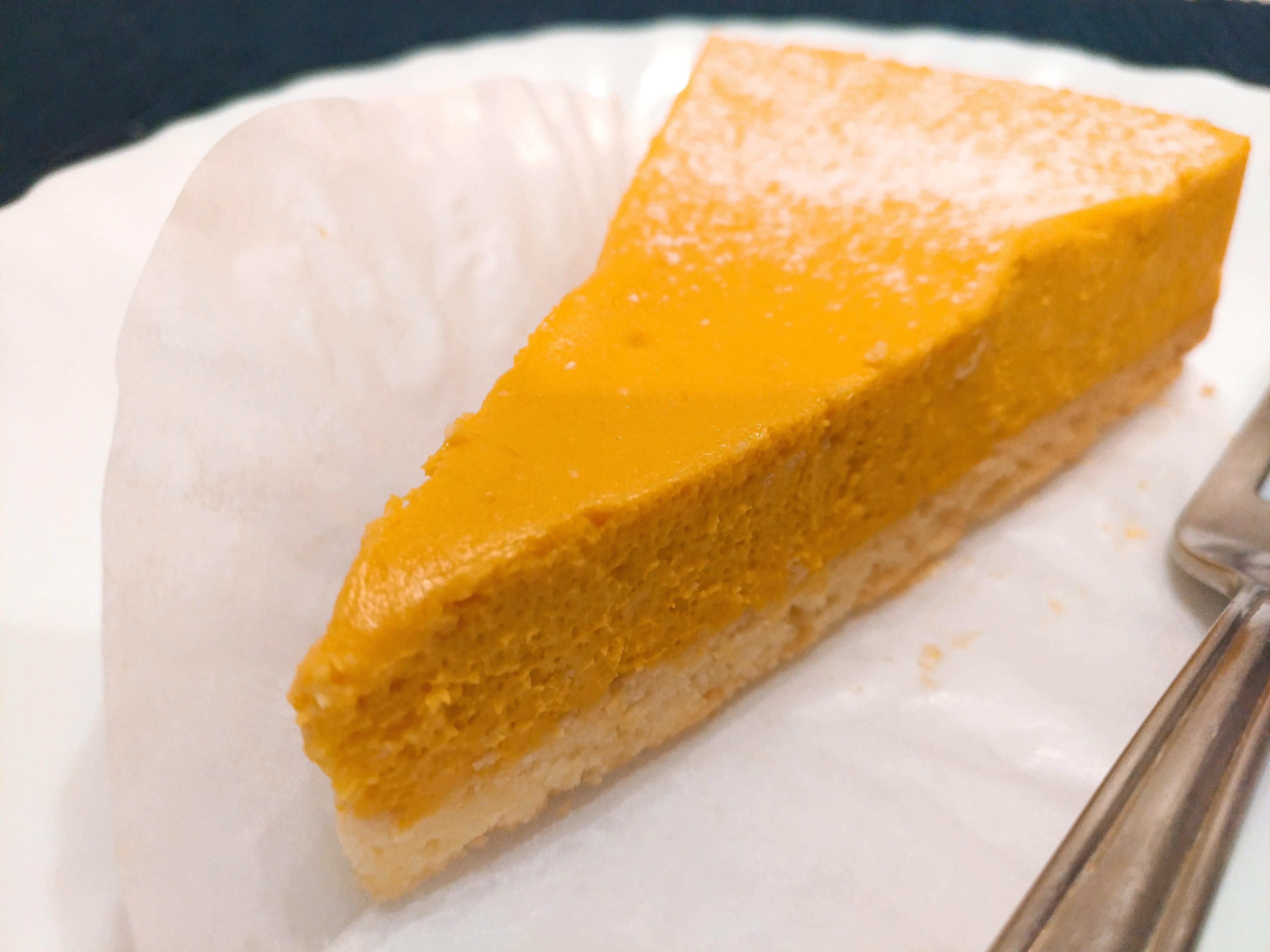 えびすかぼちゃのベイクドチーズケーキ(成城石井) (10)
