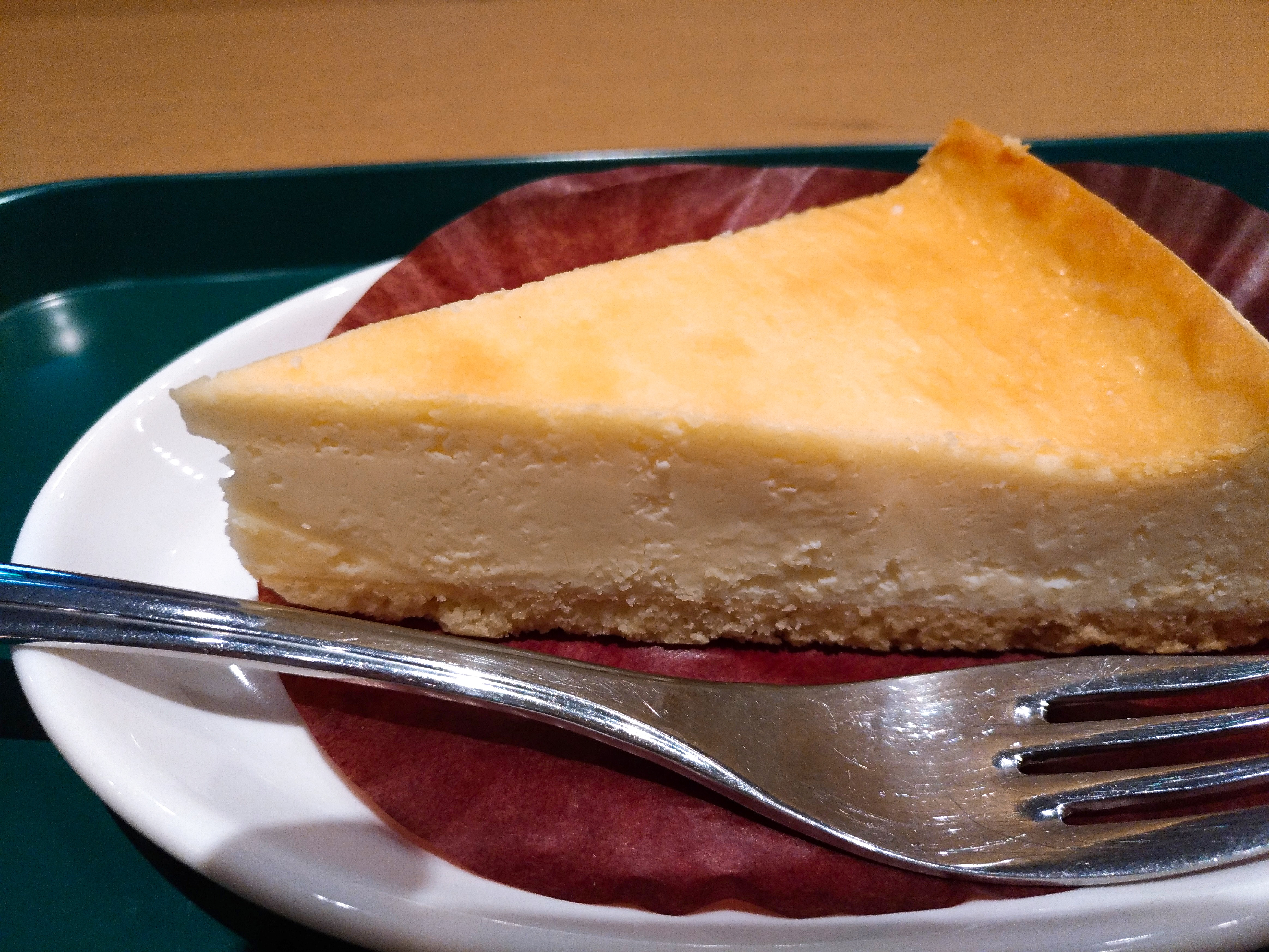 プロント ニューヨークチーズケーキ (1)