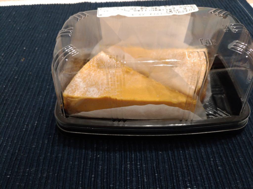 えびすかぼちゃのベイクドチーズケーキ(成城石井) (12)