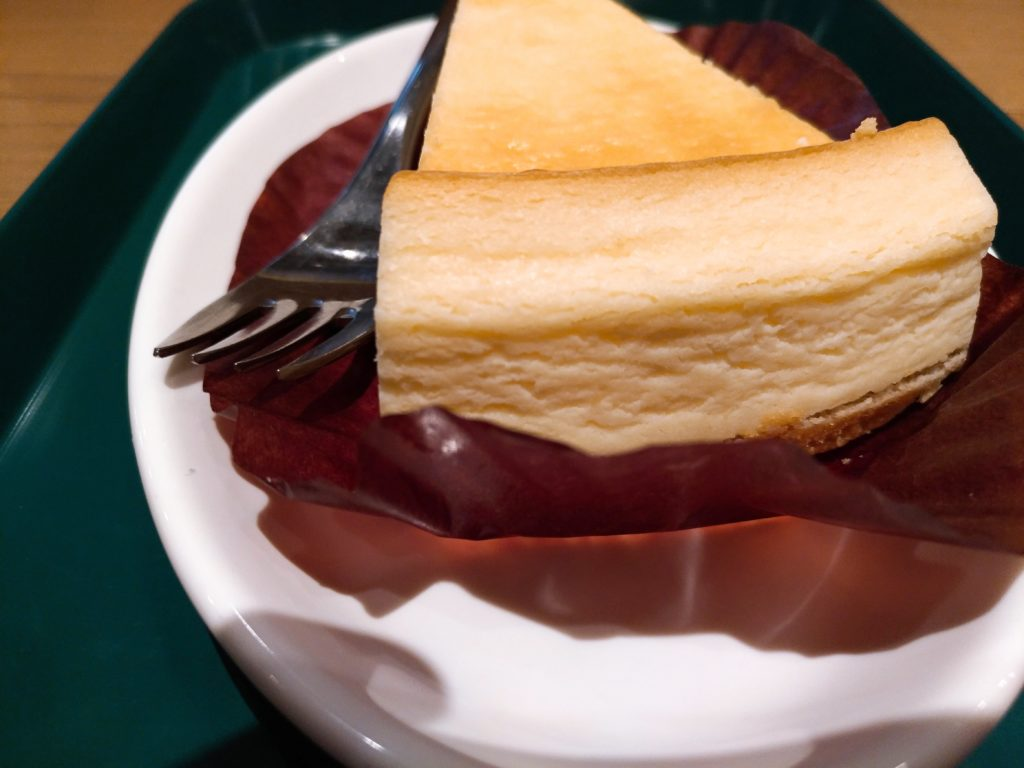 プロント ニューヨークチーズケーキ (5)