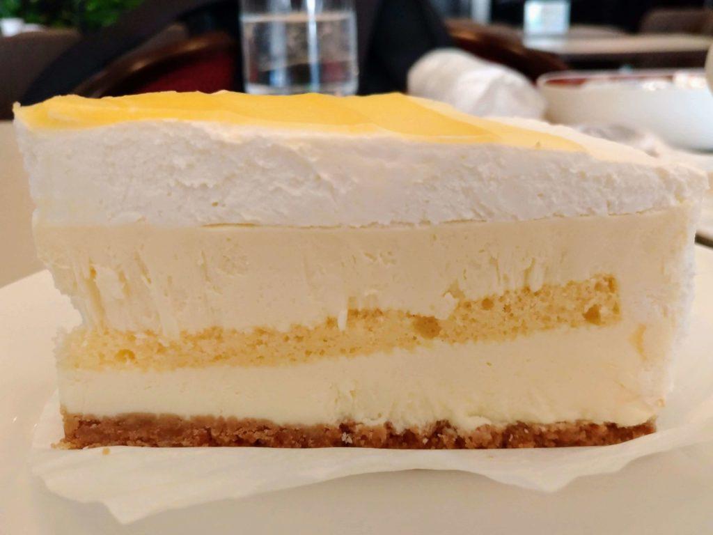 【ルノアール】北海道クリームチーズのハニーヨーグルトレア (3)