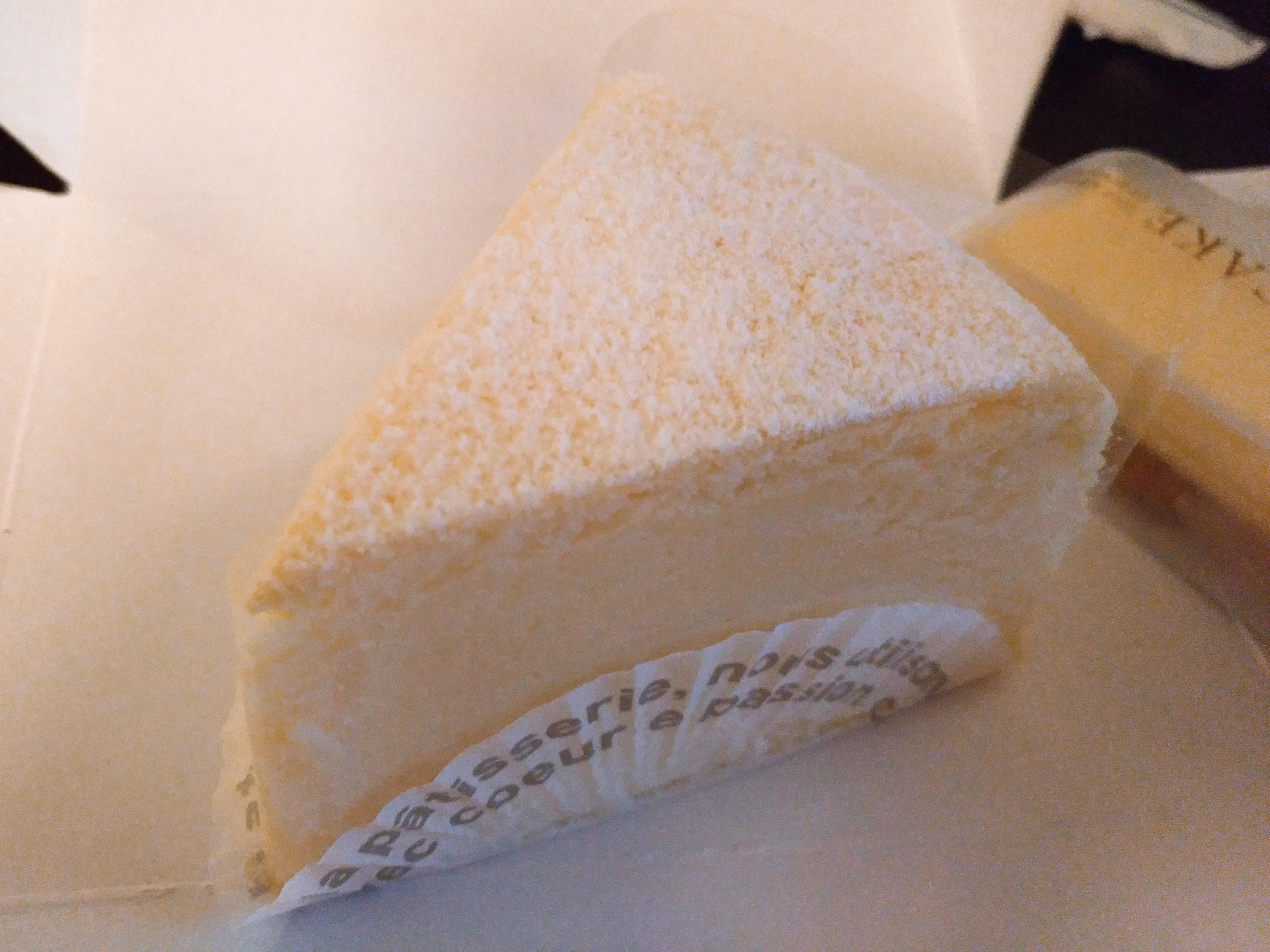 アンデトゥール 岩槻のケーキ屋 チーズスフレ