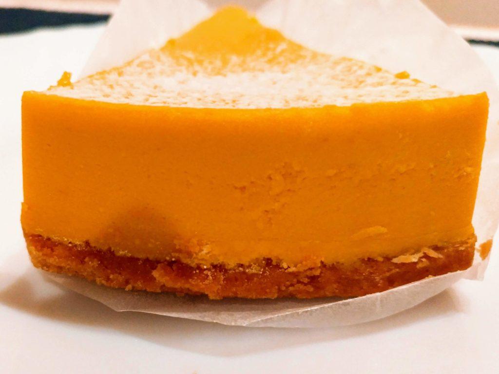 【成城石井】えびすかぼちゃのベイクドチーズケーキ (4)