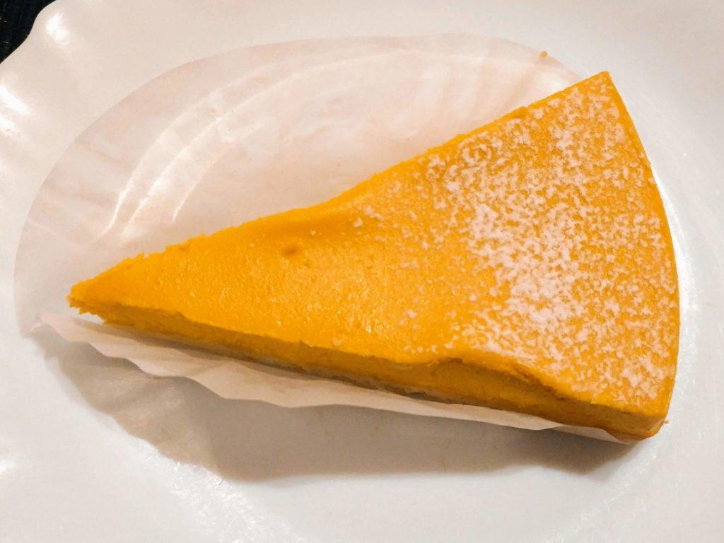 【成城石井】えびすかぼちゃのベイクドチーズケーキ (3)