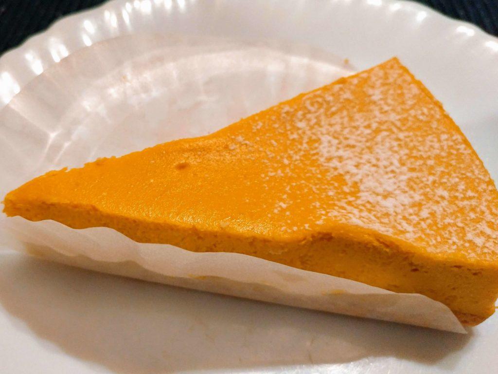 【成城石井】えびすかぼちゃのベイクドチーズケーキ (2)