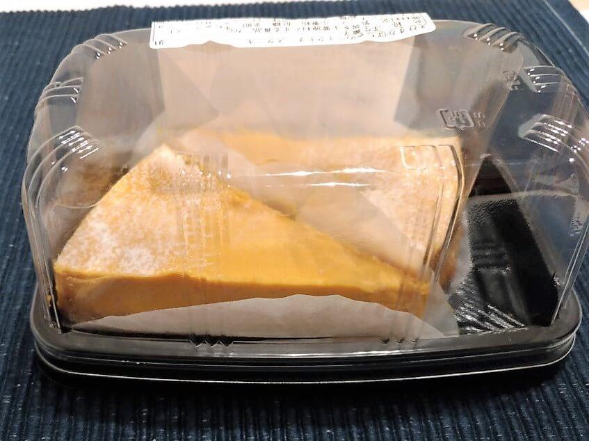 【成城石井】えびすかぼちゃのベイクドチーズケーキ (7)