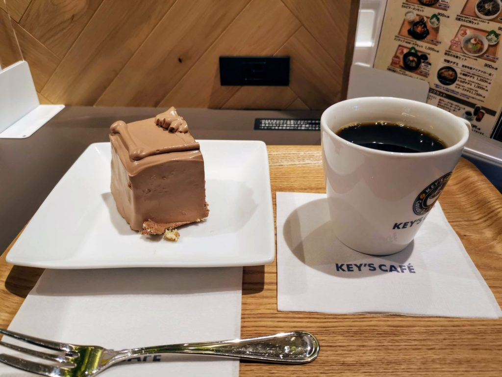 Top's(トップス) チョコレートケーキ (2)