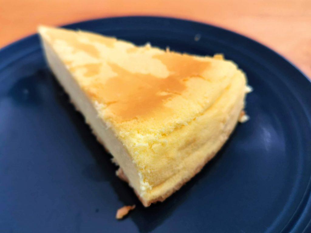 セブンイレブン・デリカシェフ ニューヨークチーズケーキ (3)
