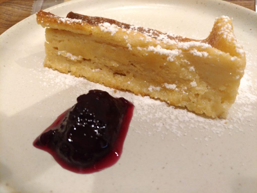 米粉のチーズケーキ RiceGrain CAFE 鵜の木 (5)