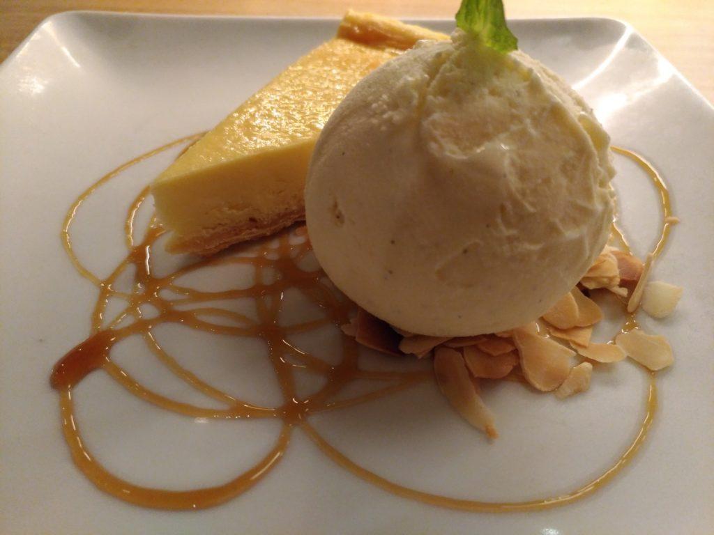 Coffice新宿 ニューヨークチーズケーキ (4)