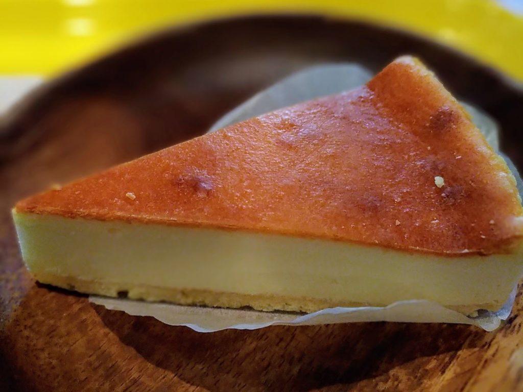 ベイクドチーズケーキ【フレッシュネスバーガー】 (5)