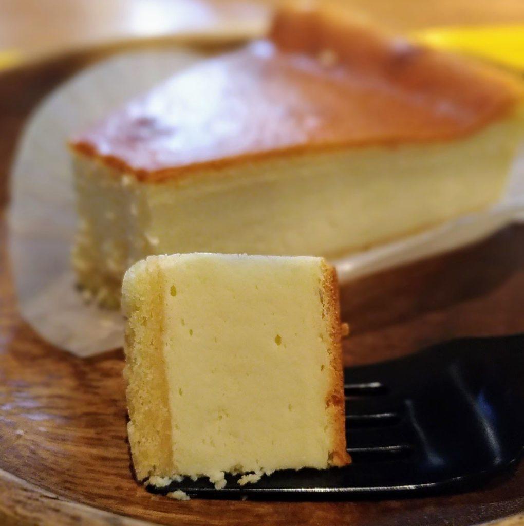 ベイクドチーズケーキ【フレッシュネスバーガー】 (1)
