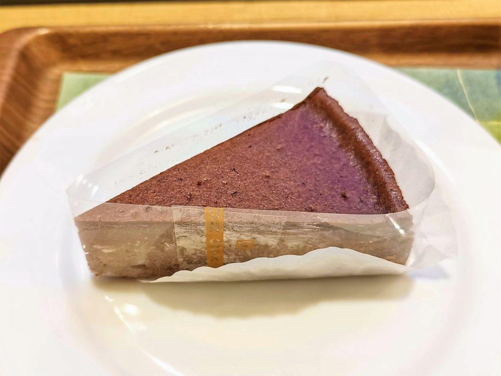 フレッシュネスバーガー 生チョコチーズケーキ