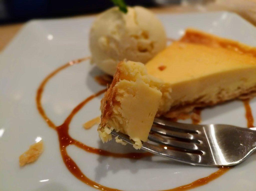 新宿 カフェス coffice ニューヨークチーズケーキ