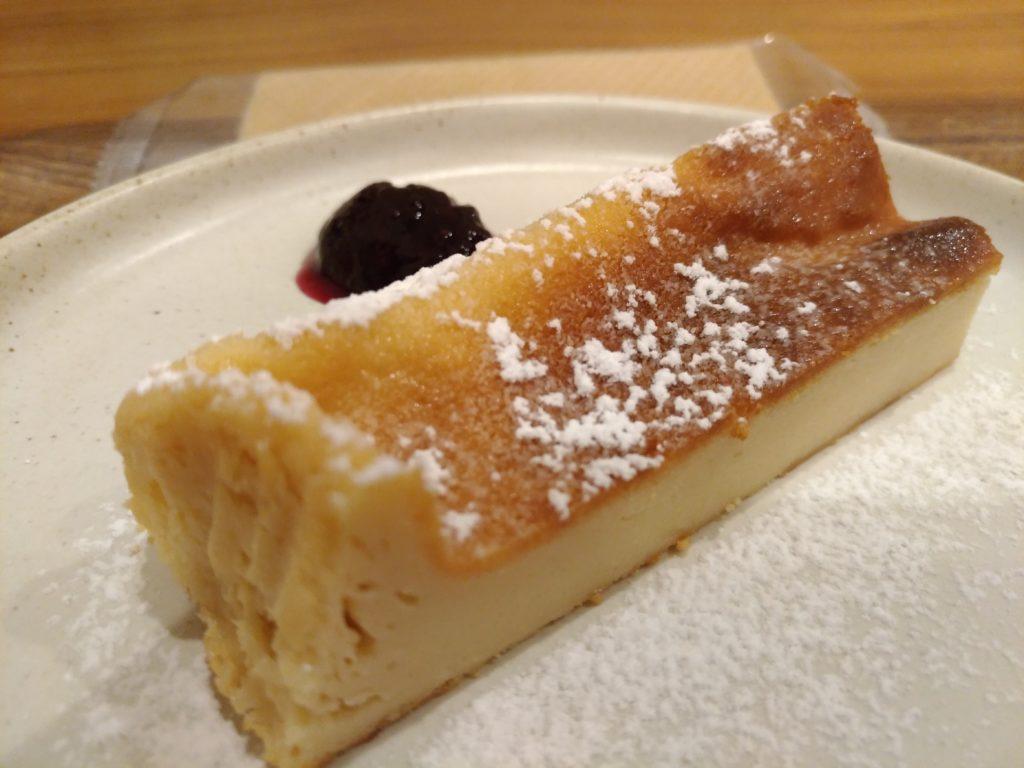 米粉のチーズケーキ RiceGrain CAFE 鵜の木 (3)