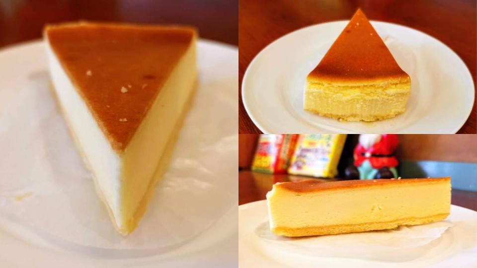 フレッシュネスバーガー ベイクドチーズケーキ