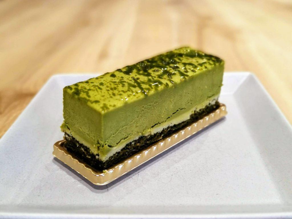 メゾンカイザー 抹茶のレアチーズケーキ (8)