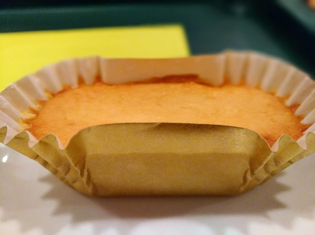 【モスバーガー】ひんやりドルチェ・ベイクドチーズケーキ (1)