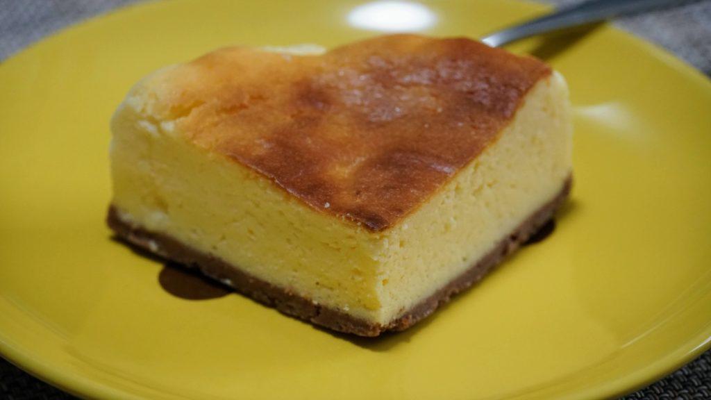 下高井戸 オーブン菓子専門店チェシャ ニューヨークチーズケーキ (3)_R