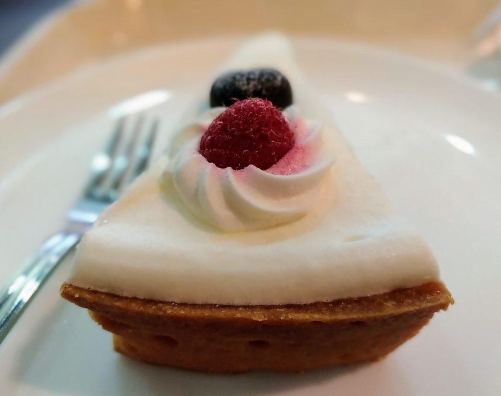 【イタリアントマトCafé Jr】ベイクドチーズタルト (6)