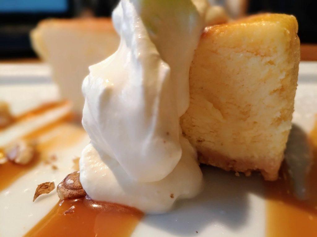 自由ヶ丘【LATTE GRAPHIC(ラテグラフィック)】 (13)ベイクドチーズケーキ