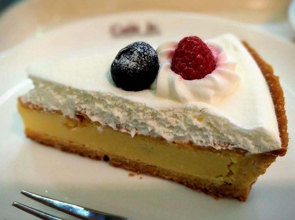 【イタリアントマトCafé Jr】ベイクドチーズタルト (4) (1)