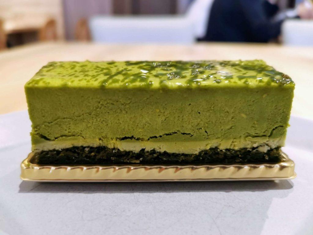 メゾンカイザー 抹茶のレアチーズケーキ (9)