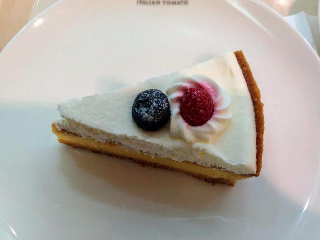 【イタリアントマトCafé Jr】ベイクドチーズタルト (8)