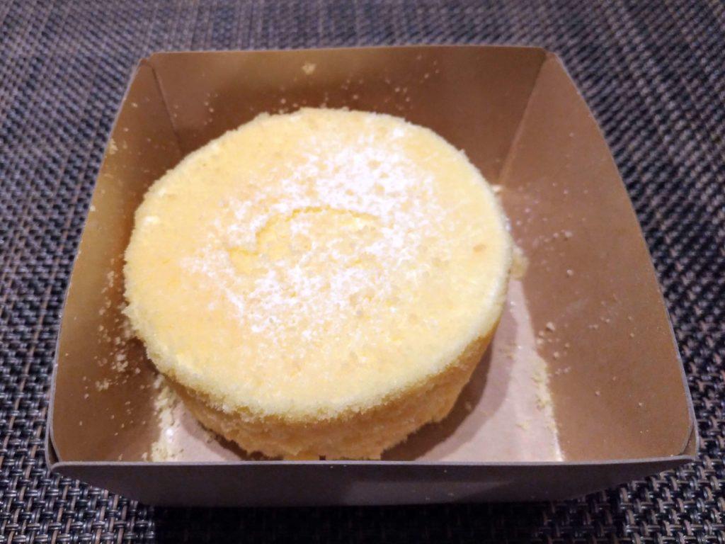 【無印良品】2層仕立てのチーズケーキ (5)