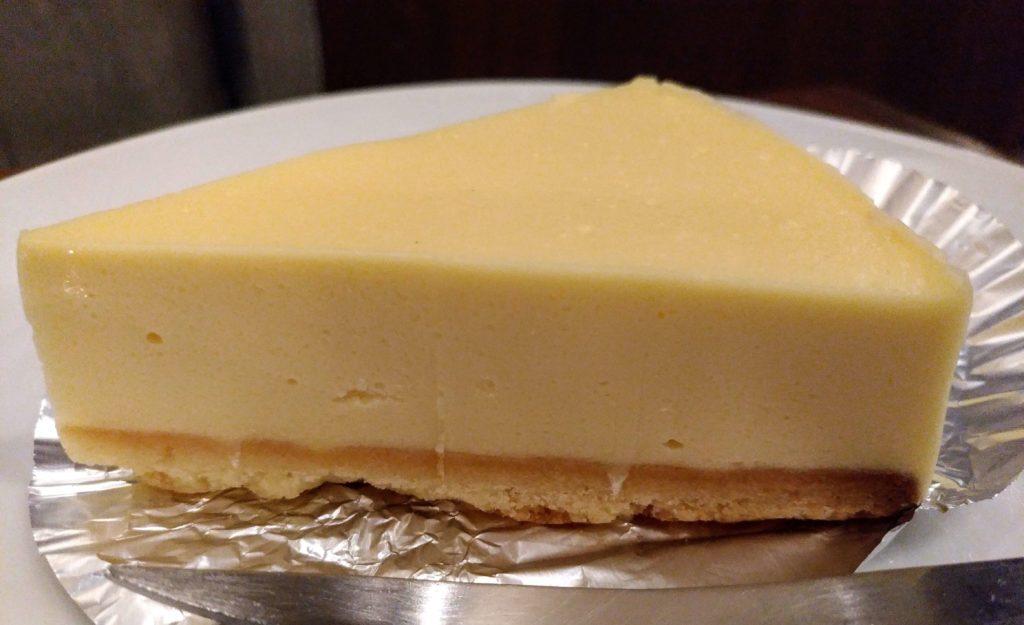 湯蒸しのチーズケーキ 上島珈琲 (3)