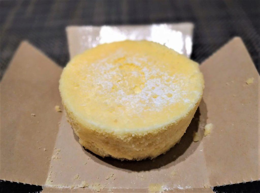 【無印良品】2層仕立てのチーズケーキ (6)