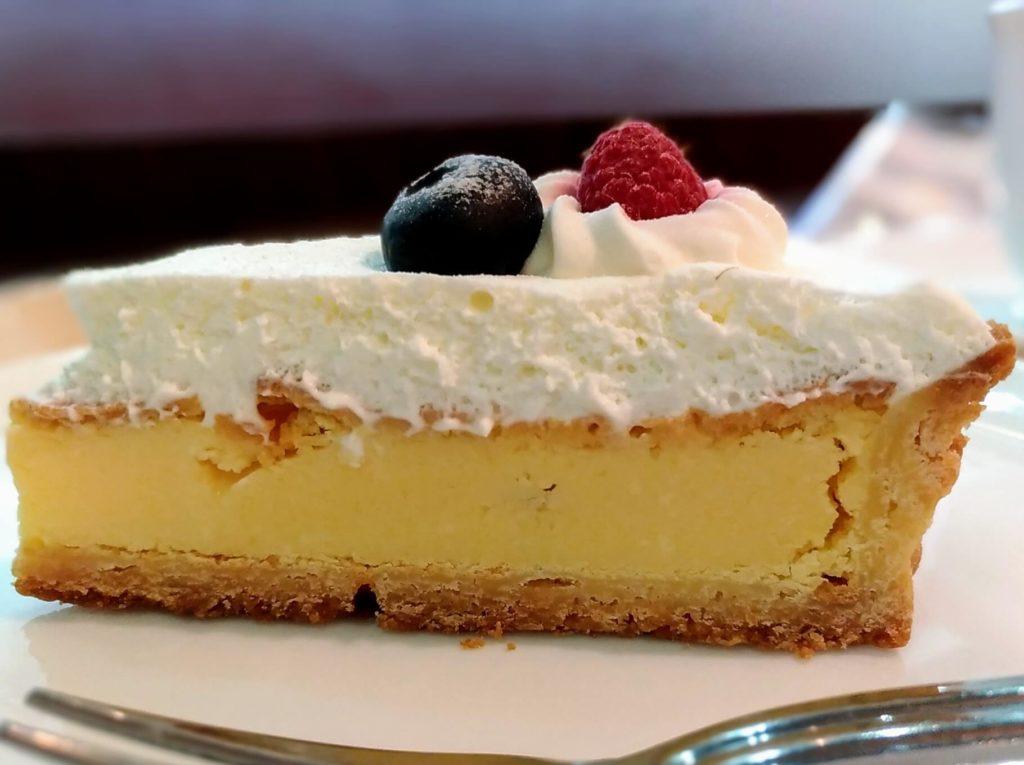 【イタリアントマトCafé Jr】ベイクドチーズタルト (3) (1)
