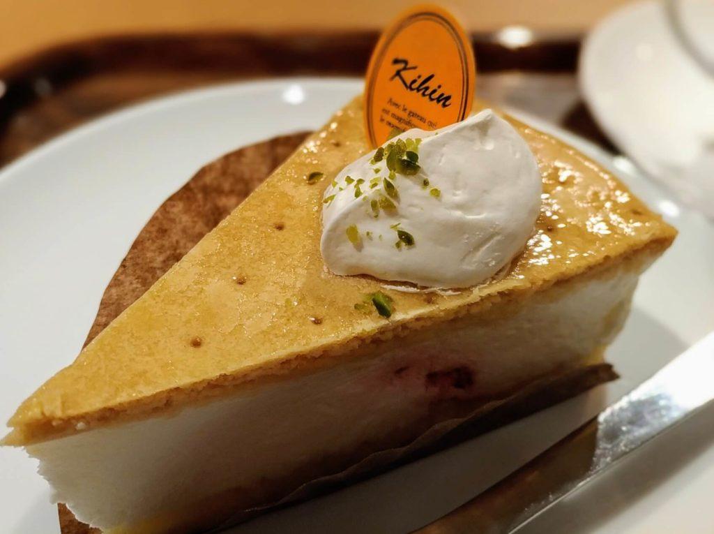 上島珈琲 ビスキーレアチーズ (3)
