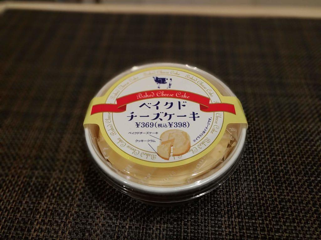 ロピア ベイクドチーズケーキ (3)