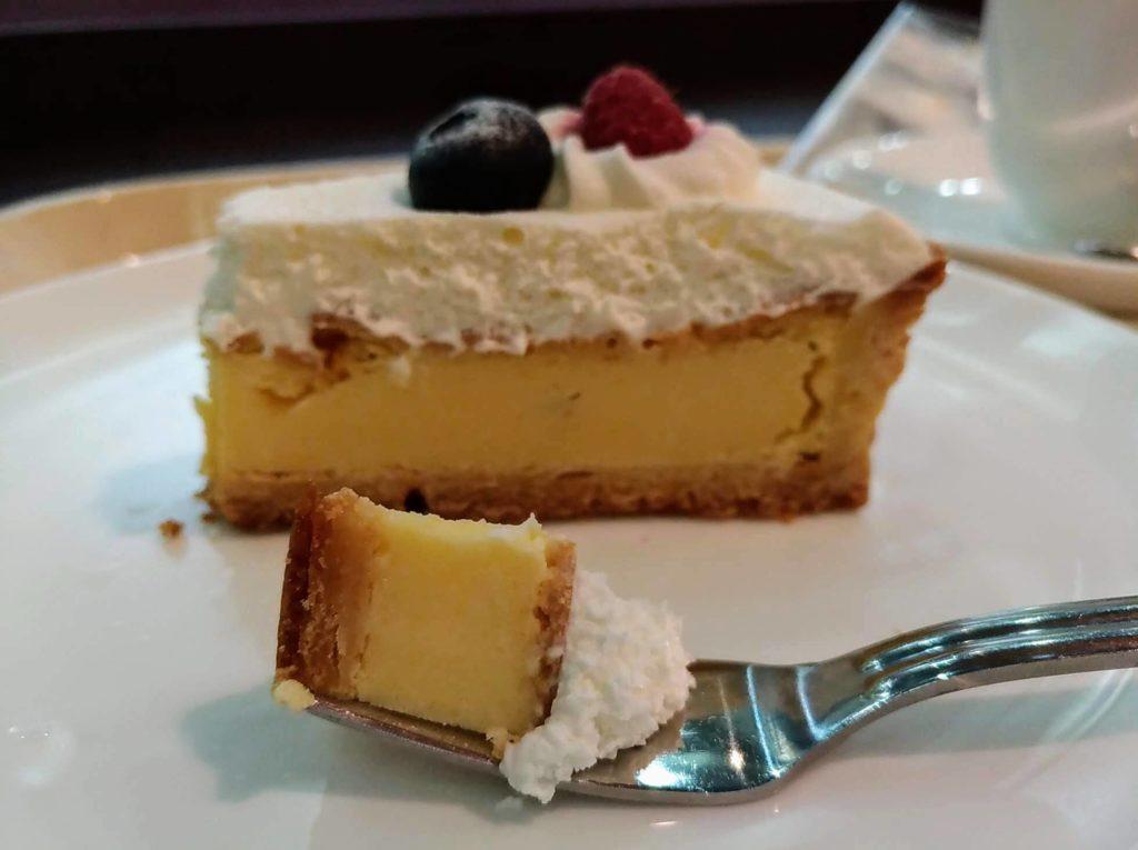 【イタリアントマトCafé Jr】ベイクドチーズタルト (9)
