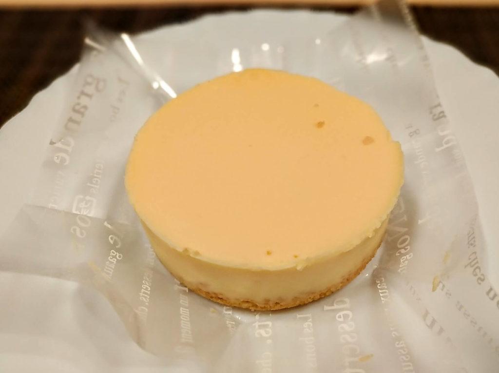 ロピア ベイクドチーズケーキ (7)