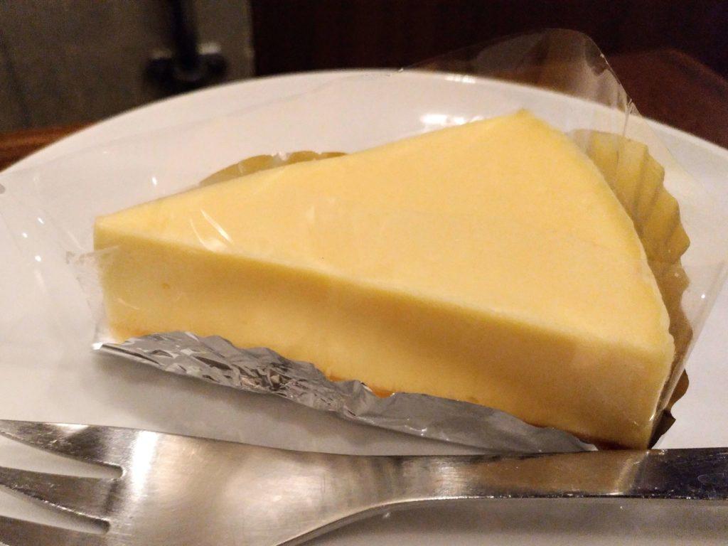 湯蒸しのチーズケーキ 上島珈琲 (4)