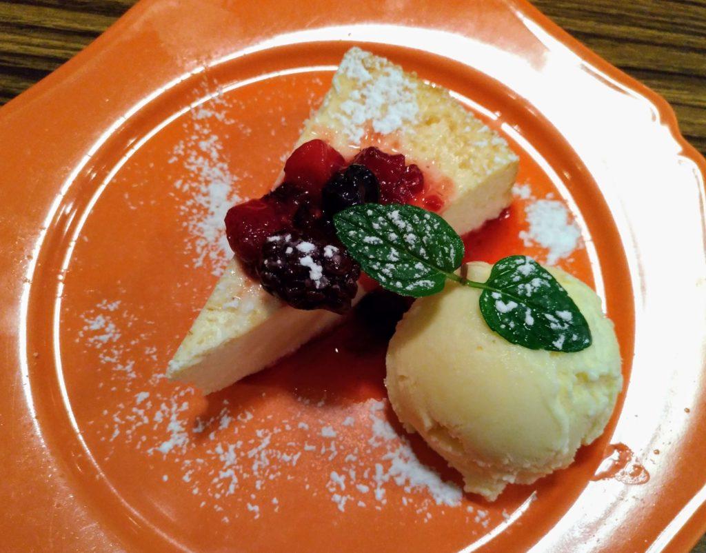 ワイアードカフェ マンハッタンチーズケーキ (9)