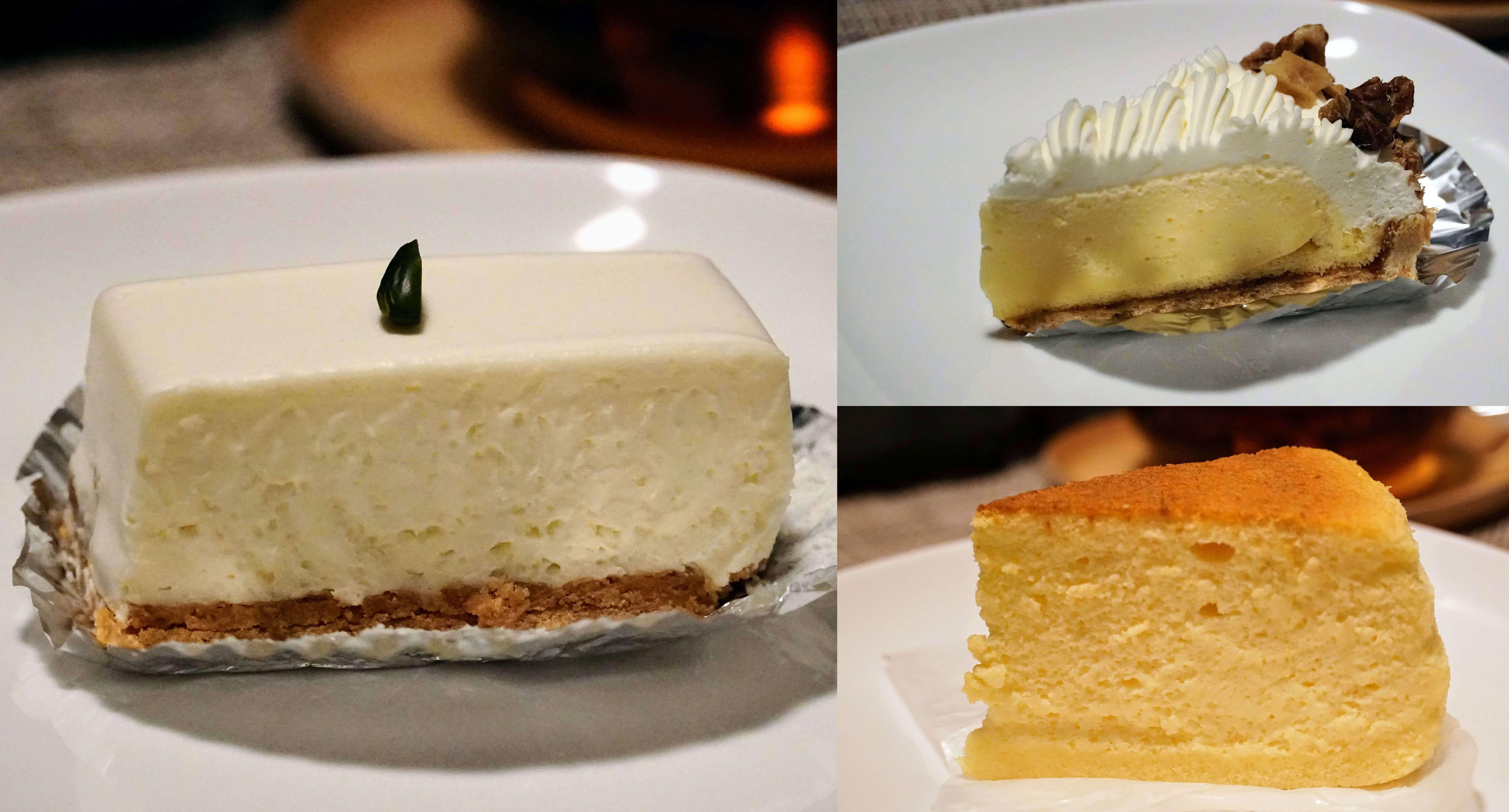 しろたえ-()レアチーズケーキ (1)