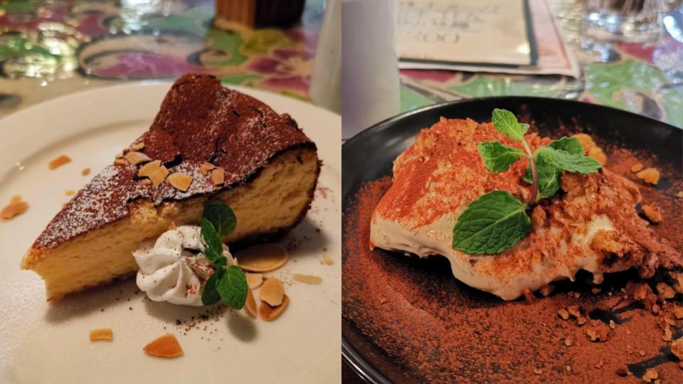 ドッグベリー 高円寺 ベイクドチーズケーキ