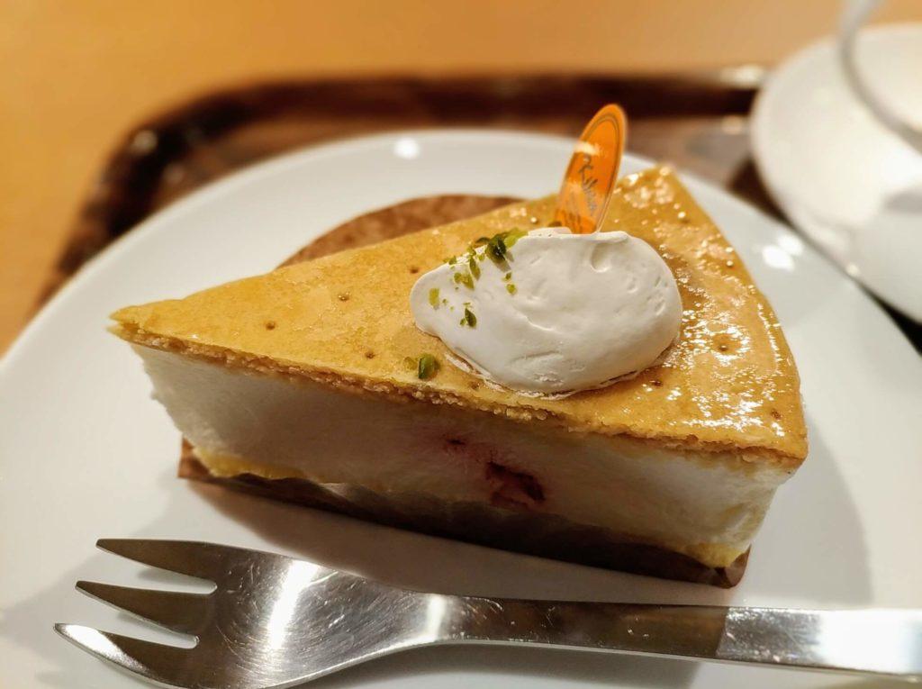 上島珈琲 ビスキーレアチーズ (2)