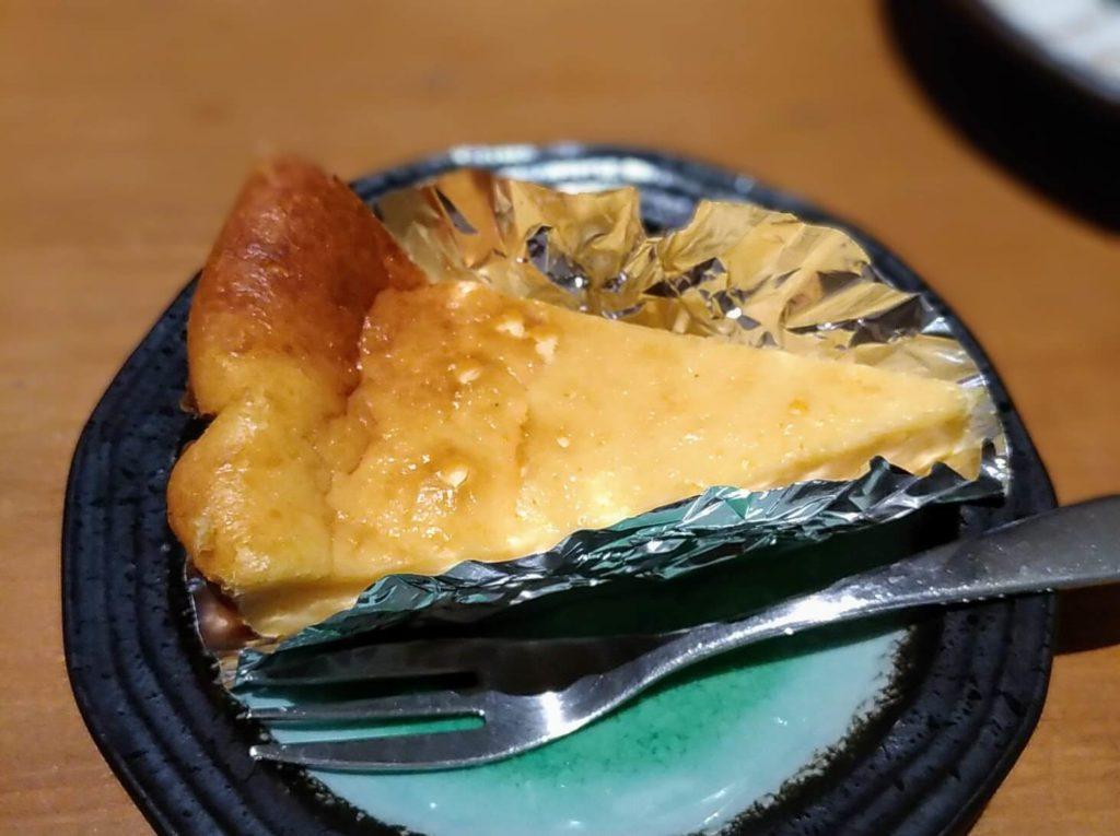 自由が丘【茶乃子】 茶乃子チーズケーキ(ベイクド) 画像 (3)