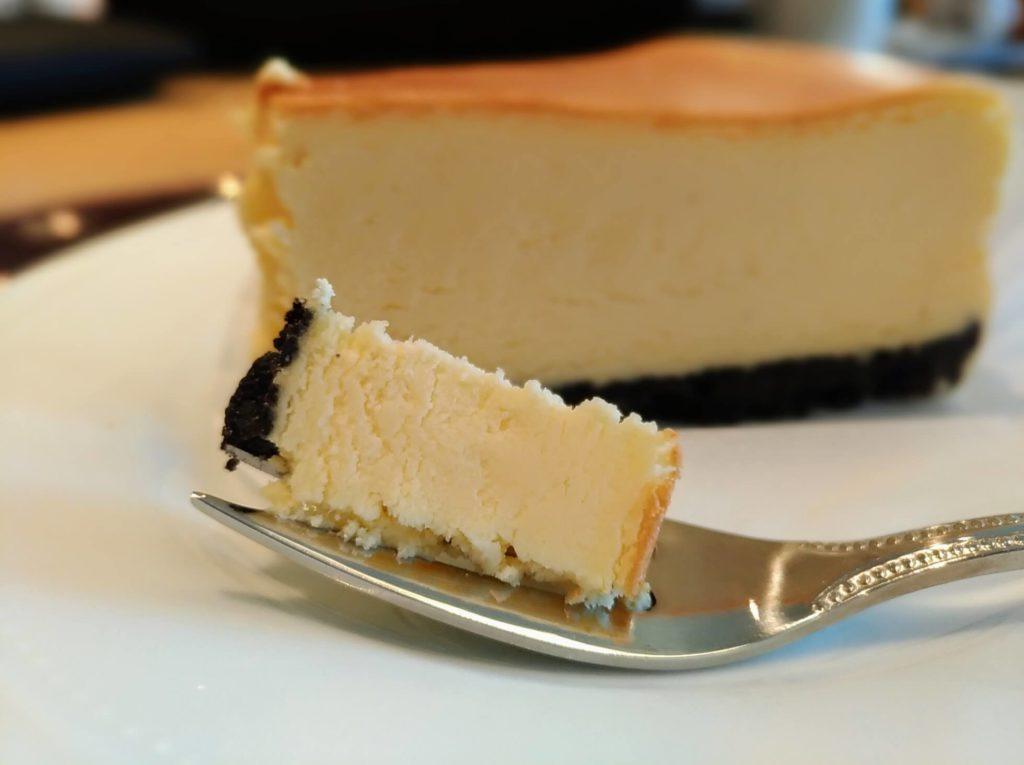 エクセルシオールカフェ ニューヨークチーズケーキ 写真 (10)
