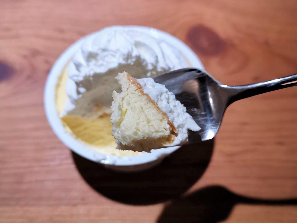 ファミリーマート クリームほおばるチーズケーキ (2)