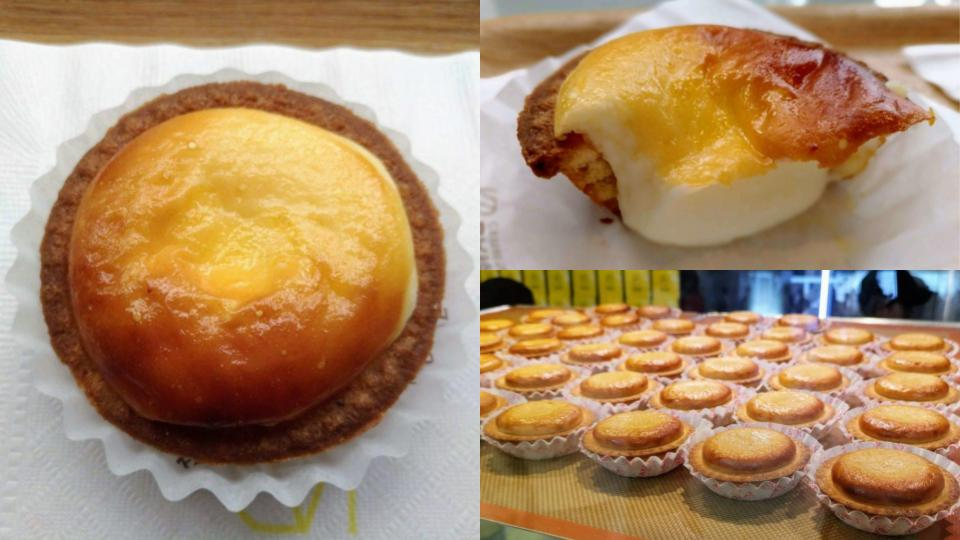 bake cheese tart ベイクチーズタルト