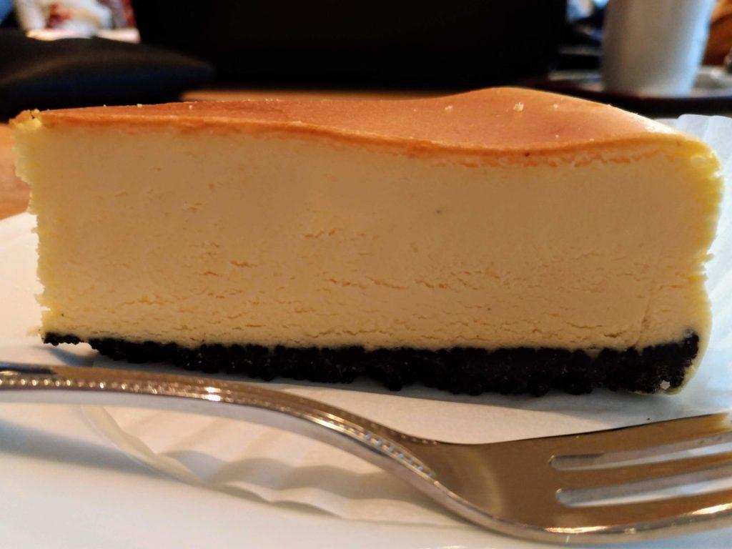 エクセルシオールカフェ ニューヨークチーズケーキ 写真 (5)