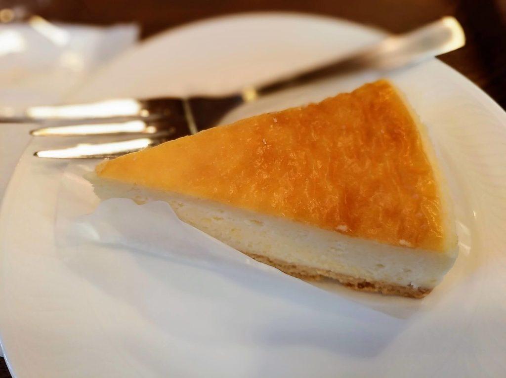 モリバコーヒー 濃厚ベイクドチーズケーキ 写真 (5)
