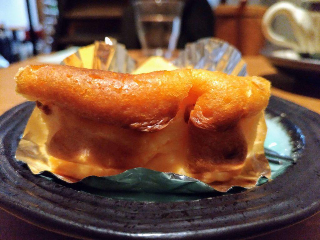 自由が丘【茶乃子】 茶乃子チーズケーキ(ベイクド) 画像 (6)